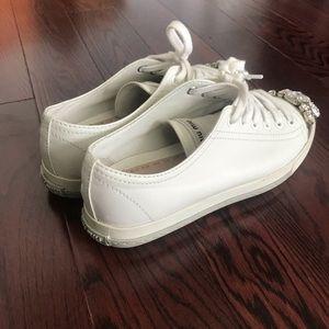 Miu Miu Shoes - Miu Miu Sneakers